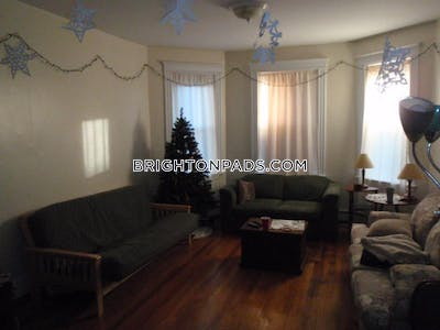 Brighton Apartment for rent 4 Bedrooms 2 Baths Boston - $3,200