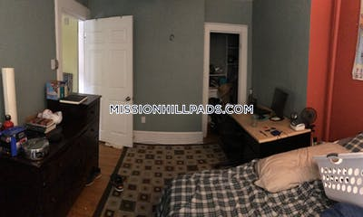 Mission Hill Apartment for rent 5 Bedrooms 3 Baths Boston - $5,800