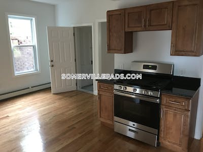 Somerville Apartment for rent 3 Bedrooms 1 Bath  Union Square - $2,975 No Fee